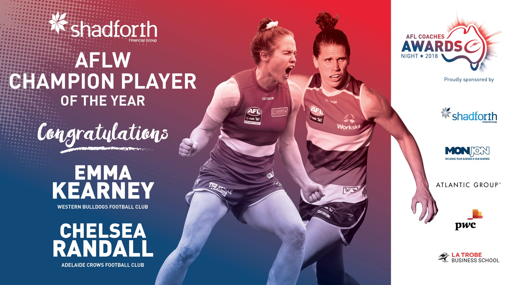 AFLW Champion Player of the Year